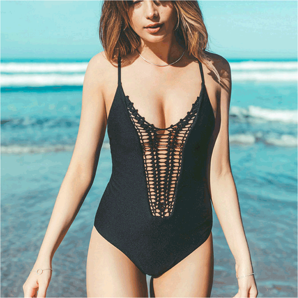 Billabong Women's Hippie Hooray One Piece Swimsuit available at Swimsuits.com.